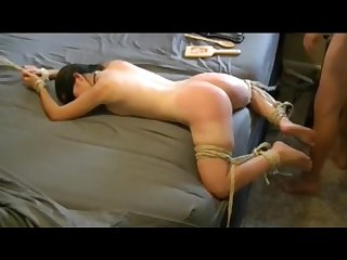 Daddy-daughter couple bdsm play 2