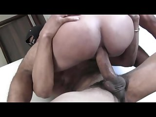 DADDY RED pounding out and breeding a young hustler from Panama