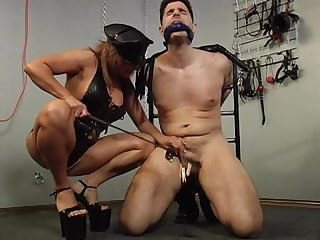 Bad boyz bound and fucked 2 scene 2