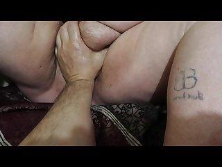 Fat pussy amateur has best orgasm ever