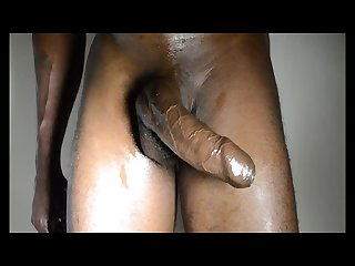 Black dick that is a beautiful black uncut monster dick