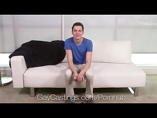 Hd gaycastings young student max bradley is trying out for porn