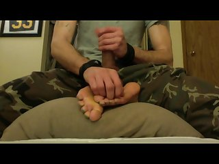 A 19 year old Tickle virgin fantasy