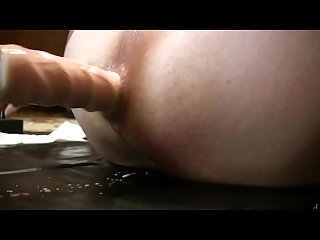 My ass cums, max speed, film 2