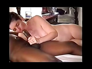 Passionate amateur interracial