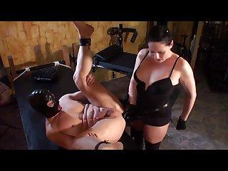 Dark lady domina