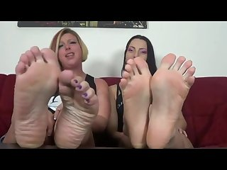 Joi sexy soles