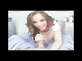 Kristina rose pov sexy nurse