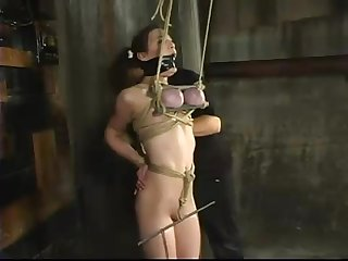 Billy beef big tits bondage