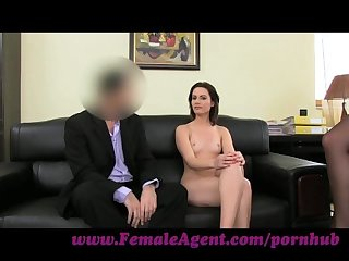 Femaleagent anal creampie for cute romanian woman