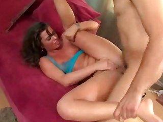 She got some ass