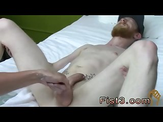 Free full length gay fisting videos fisting the new comer caleb