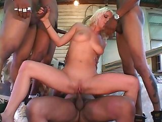 White trash whore 30 scene 3