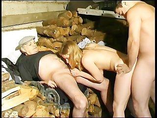 Papy voyeur 18 scene 2