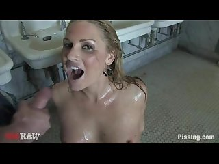 Flower tucci drinking piss full scene she s so hott