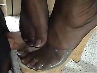 Amateur mules shoejob footjob loversheels pornhub