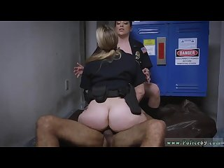 Teen bbc home and cop search and sauna milf and milf gets blackmailed by