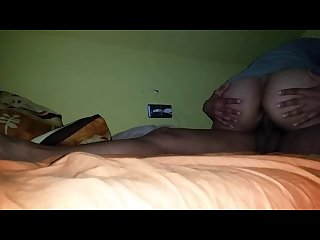 Milf teases the dick