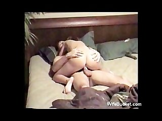 Cheaters having porno fun at home