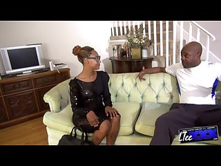 The interview starring lexi amor lteexxx