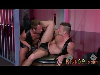 Black muscle fisting gay brian s slot quickly falls victim to preston s
