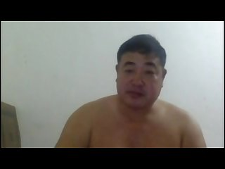 Chinese str8 bear chub daddy webcam