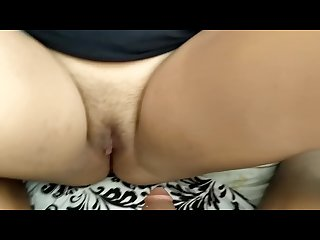 Young bbc barely fits in tight islander pussy