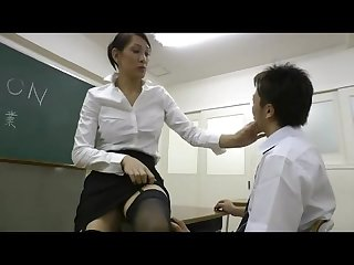 Detention with dickgirl