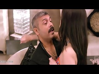 Hot scene by riya sen
