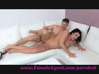 Femaleagent double cumshot surprise for milf