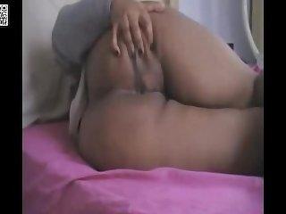 Redbone ebony fart Farting bbw booty