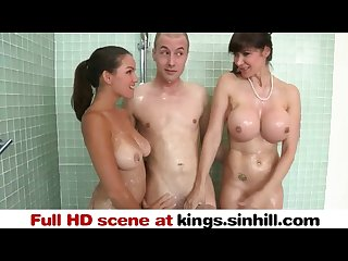 Big tit mom teaches daughter to suck fuck kings sinhill com