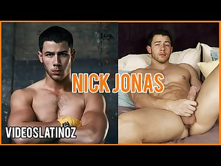 Nick jonas porn nudes video
