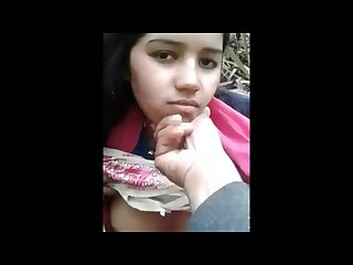Cute indian girl boobs and pussy capture by bf