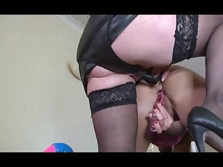 British swinger bbw gran fucks n dp sookie anal strap on wand dildos gilf