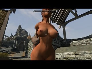 Ultra Hd Skyrim hentai porn Vid 2