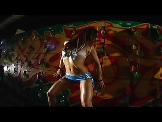 Yoko kade sexy butterfly dance no nude