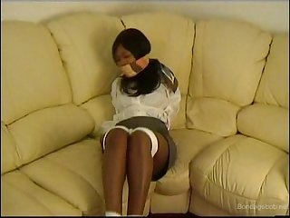 Black girl bondage