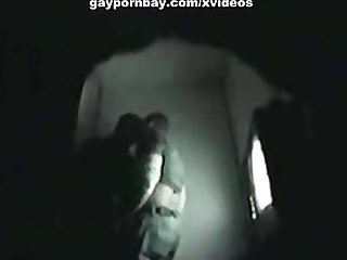 Hidden cam in video booth
