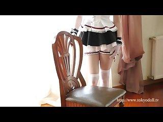 Alisa cute maid