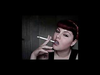 Kat valentine smoking