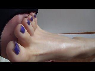 Kfg foot worship