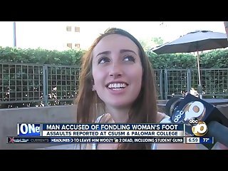Foot predator Busted