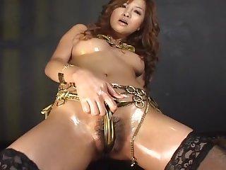 Oil dance ren Hitomi
