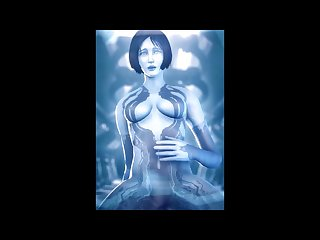 Cum for cortana compilation 3