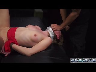 Men are slaves shock and rough tranny and face slave and brunette lesbian