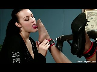 Czech sexy feet jana cova get to know isabel s hot mouth 2011 jana cova