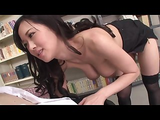 Busty japanese teacher gets fucked by one of her students
