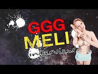 German goo girls sweet meli s interview