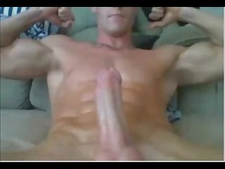 Tall blonde ripped big cock alpha male this str8 stud is perfection